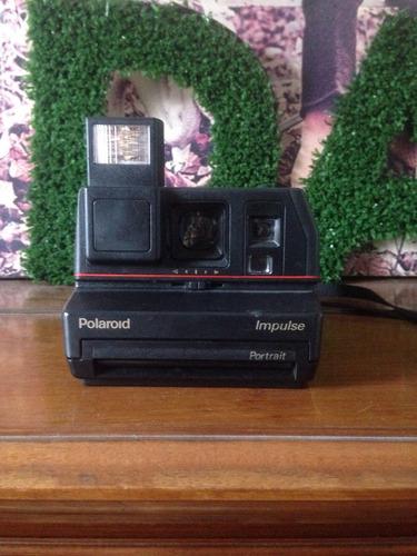 cámara polaroid impulse portrait