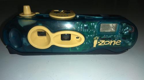 cámara polaroid instantánea