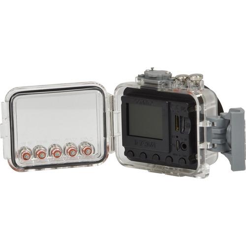 cámara  video  a prueba de agua 30mts ++  accesorios //