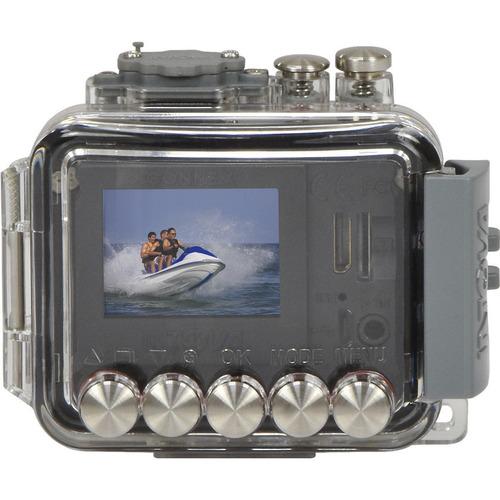 cámara  video // prueba de agua intova connex ++ accesorios