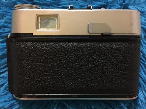 cámara voigtlander, modelo vitoret, ideal para coleccionista