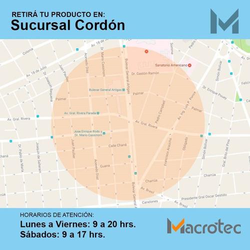 cámara web logitech c170 usb, macrotec