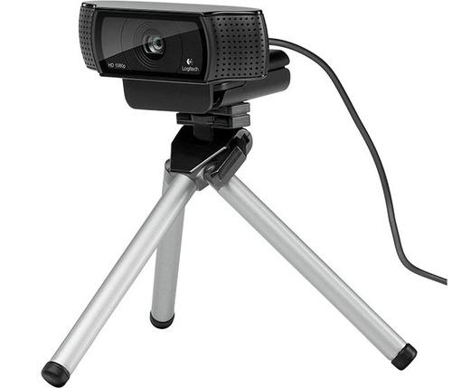 camara web logitech c920 pro full hd 1080p microfono nnet