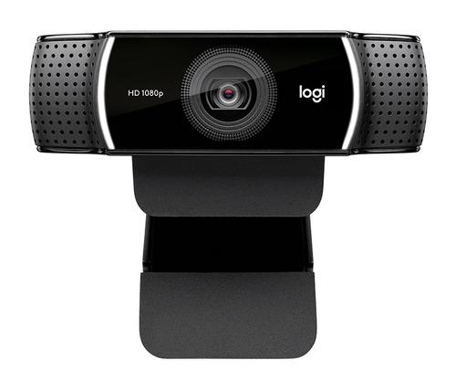 cámara web logitech hd pro c922, macrotec