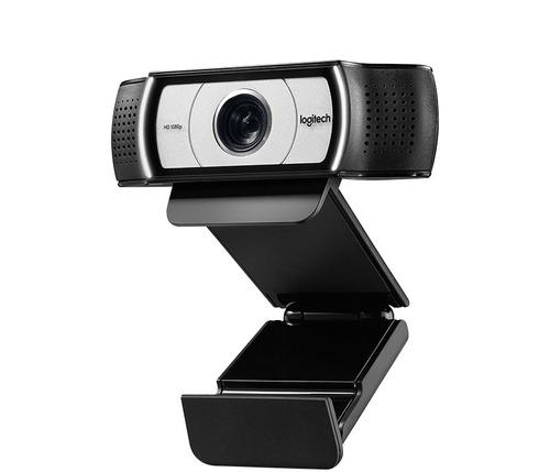 camara web webcam hd logitech c930 full hd + envios gratis