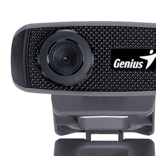 camara webcam con microfono genius facecam 1000x pc notebook