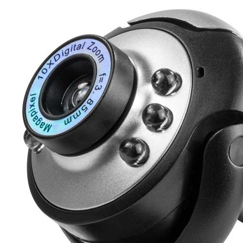 camara webcam con microfono xtech xtw-100 pc notebook febo
