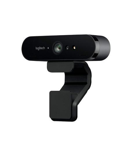 camara webcam logitech brio 960 videconferencia 4k uhd 30fps