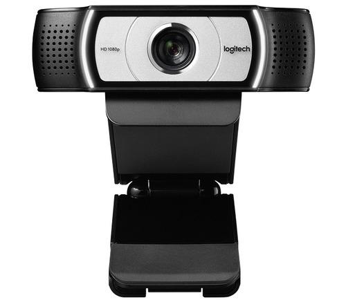 camara webcam logitech c930 videconferencia full hd 1080p