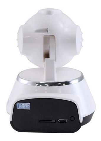 cámara wifi ip robotica 360 celular internet inalambrica