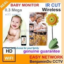 cámara wifi  monitor de bebé vea celular * abi tecnologia*