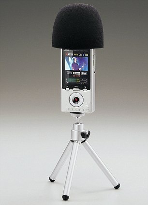 cámara zoom q3 hd grabadora video música