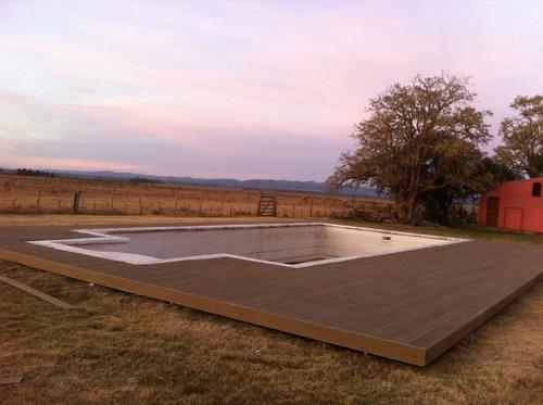 cambie su deck de madera por wpc olvídese del mantenimiento