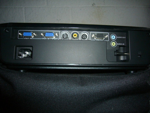 cambio proyector optoma ex536 2800 lumen