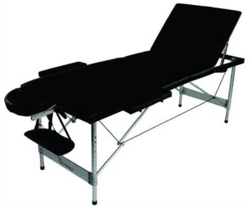 camilla para masajes - 3 posiciones - aluminio mueblesweb