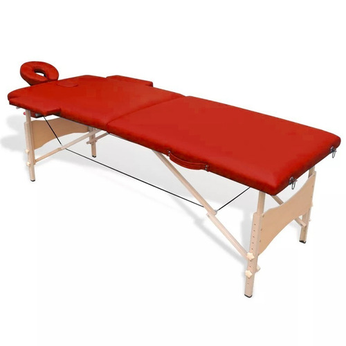 camilla para masajes plegable con bolso - soporta 300kg