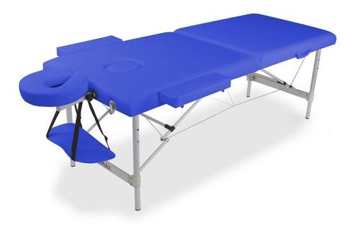 camilla para masajes profesional aluminio grande 194x70cm