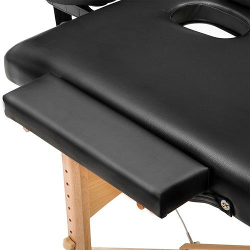 camilla para masajes profesional madera grande premium