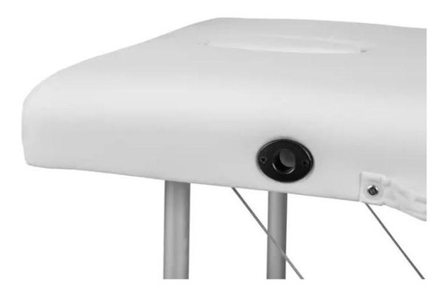 camilla plegable masaje aluminio la mas liviana de calidad