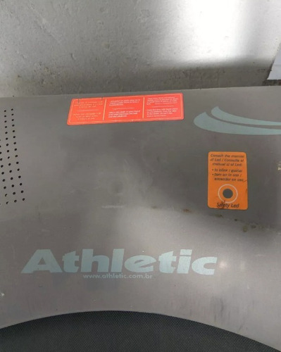 caminador athletic advanced, hasta 120 kg + bici