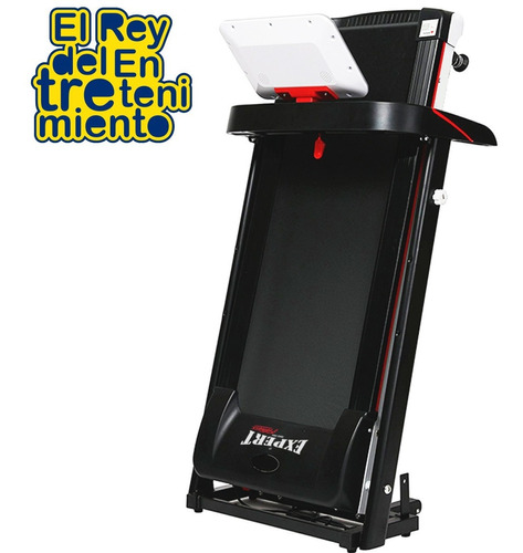 caminador eléctrico plegable 2.0 hp rey del entretenimiento