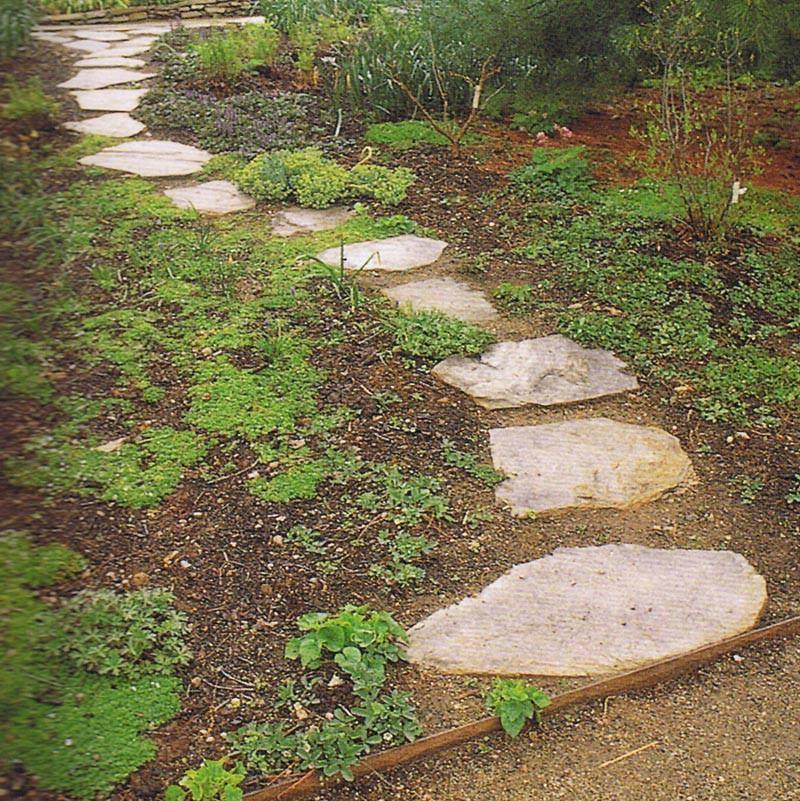 Camineros de piedra para jard n 305 00 en mercado libre for Piedra volcanica para jardin