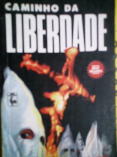 caminho da liberdade - howard fast - brochura - usado