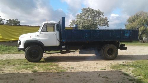camion barometrica y volcadora