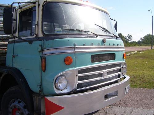 camion barreiros año 1967