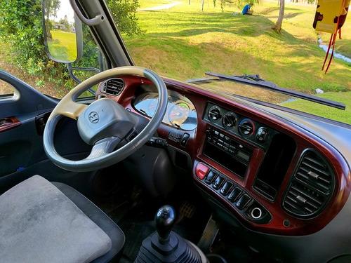 camion hyundai hd78 topcar oportunidad unico en su estado