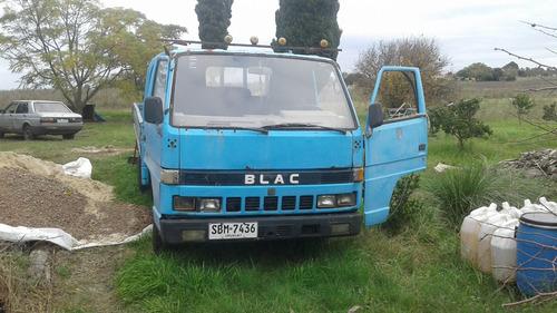 camión ideal para multicargas,black del 1997.motor impecable