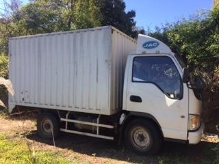 camion impecable rebajado