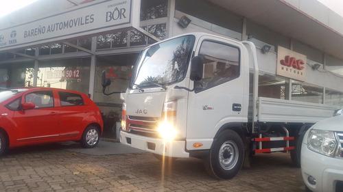 camion jac 1035 1.9 ton- concesionario y taller oficial