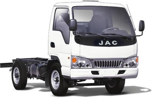 camión jac 1035 2018 - financio
