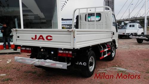 camion jac 1035 k 0km 2018 financio con usd 8900 se lo lleva