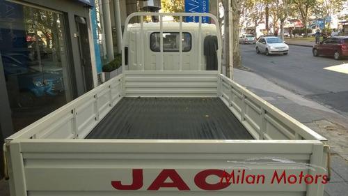 camion jac 1035 kt cabina nueva 0km financio
