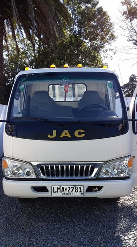 camion jac para 3500kg buen estado unico dueño 90 mil km...