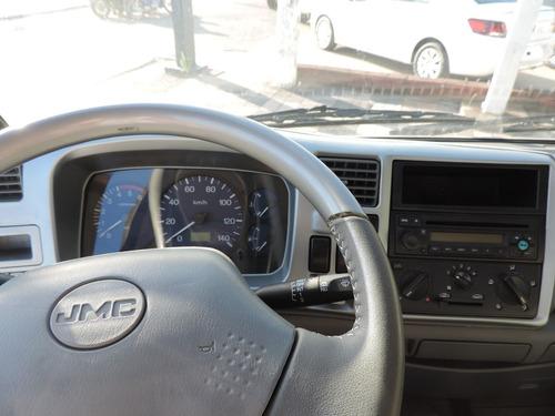 camion jmc cabina sencilla , rueda sencilla