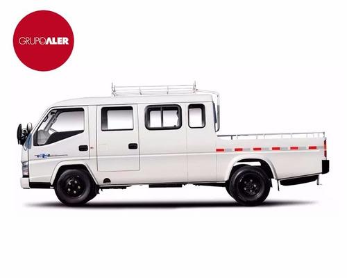 camion jmc workshop - 9 pasajeros -  grupo aler