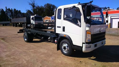 camión liviano howo 10 toneladas sin caja