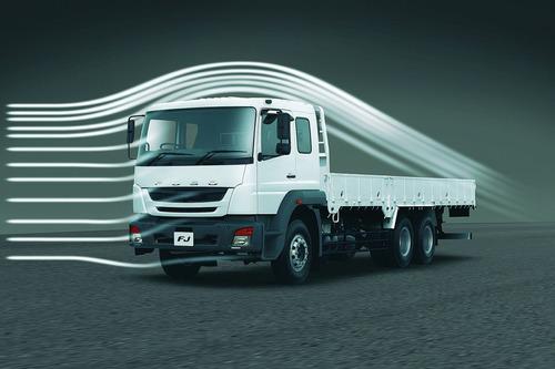 camión new fuso fj 2528r