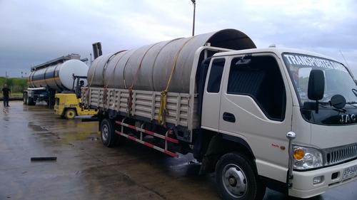 camión para fletes y mudanza abierto