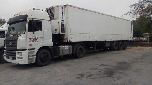camión para pruebas de manejo y clases de aprendizaje