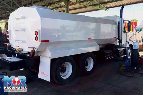 camion pipa de agua 18000 lts volvo 2008, camion, cisterna