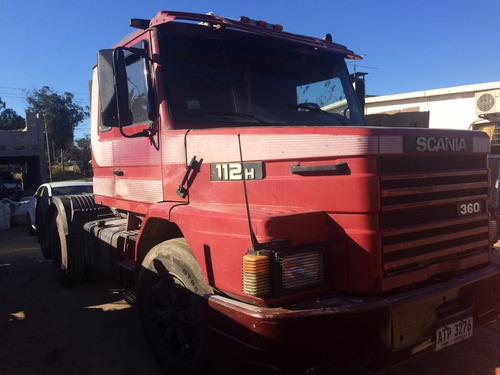 camion scania 112 h 360