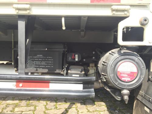 camión sinotruk howo modelo 7 toneladas sin caja