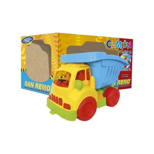 camión super turbo caja