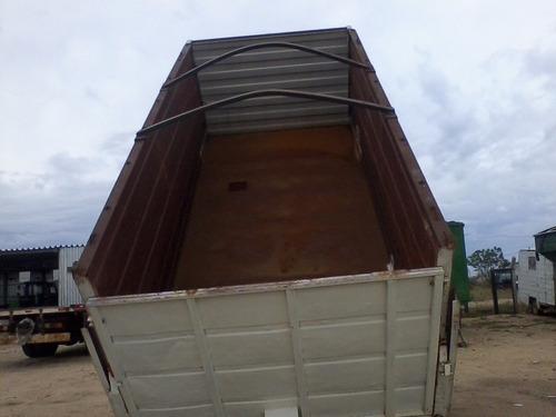 camión volcadora ford 1311