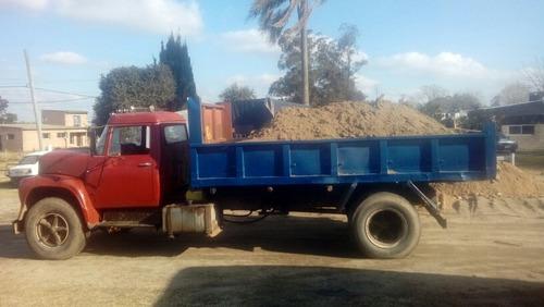 camion volcadora, inter 1750 c/m mercedez ven ,o,per