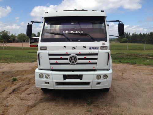 camion volkswagen 17310 con cazamba